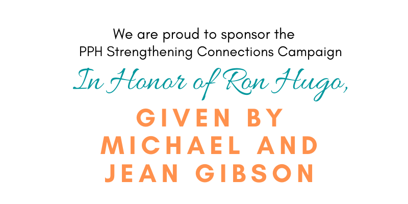 Michael and Jean Gibson